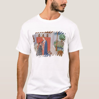 Dialogue between Boethius and Philosophy T-Shirt