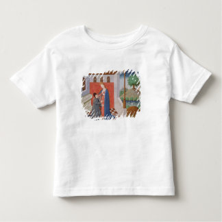 Dialogue between Boethius and Philosophy Toddler T-shirt