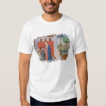 Dialogue between Boethius and Philosophy Tshirt