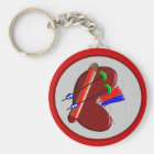 Dialysis  And Kidney Design Gifts Keychain