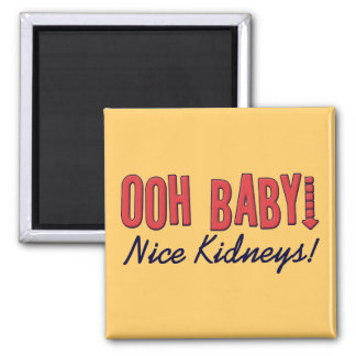 Dialysis Humor Gifts & T-shirts 2 Inch Square Magnet