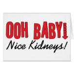 Dialysis Humor Gifts & T-shirts Greeting Card