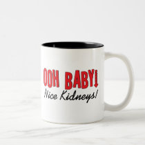 Dialysis Humor Gifts & T-shirts Two-Tone Coffee Mug