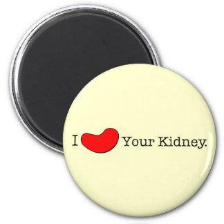 Dialysis Humor T-shirts, Gifts 2 Inch Round Magnet
