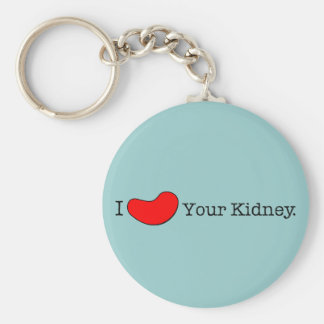 Dialysis Humor T-shirts, Gifts Basic Round Button Keychain
