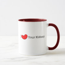 Dialysis Humor T-shirts, Gifts Mug