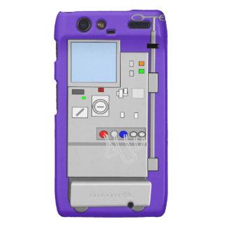 Dialysis Machine Motorola Droid RAZR Cases
