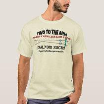 Dialysis Needles - Light Shirts