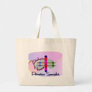 "Dialysis Nurse ""Filtration Specialist"" Unique Bag"