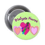 Dialysis Nurse Gifts Pins