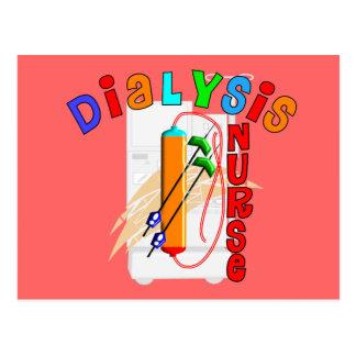 Dialysis Nurse Gifts Postcard
