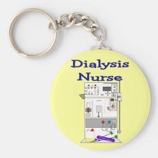 Dialysis Nurse Gifts-Unique Machine Design Key Chain