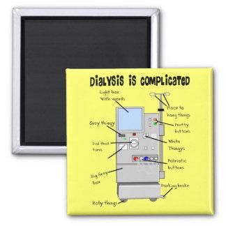 Dialysis Nurse/Tech Funny Gifts Fridge Magnets