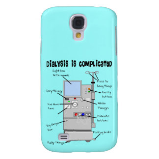 Dialysis Nurse/Tech Funny Gifts Galaxy S4 Cover