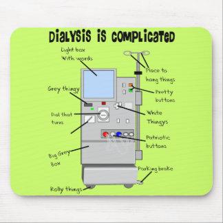 Dialysis Nurse/Tech Funny Gifts Mousepads