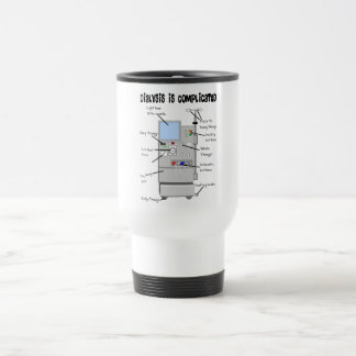 Dialysis Nurse/Tech Funny Gifts Travel Mug