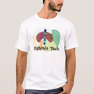 Dialysis Tech/Nurse Gifts---Personalize Them T-Shirt