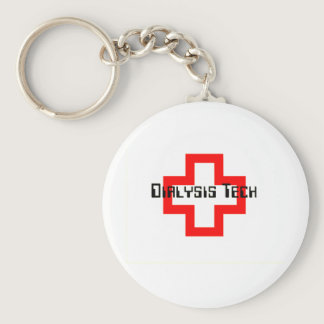 Dialysis Technician Keychain