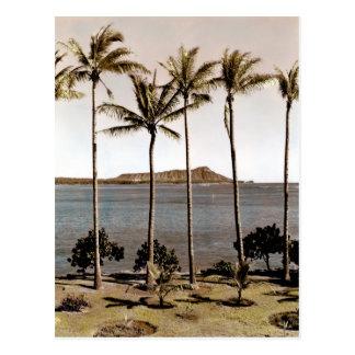 Diamante 1940 Hawaii principal Postales