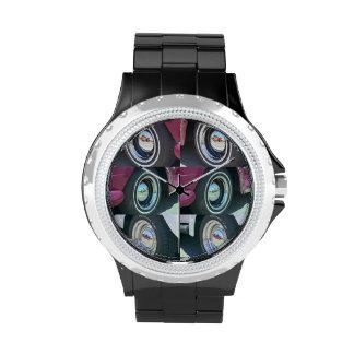 Diamante artificial reflector de las lunas con el relojes