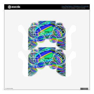 DIAMANTE azul: Arte gráfico ideal Skins Para Mandos PS3