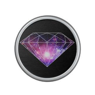 Diamante cósmico altavoz