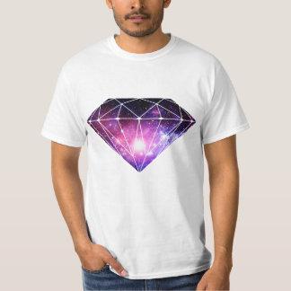 Diamante cósmico playera