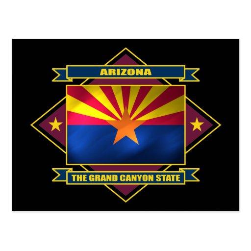 Diamante de Arizona Postales