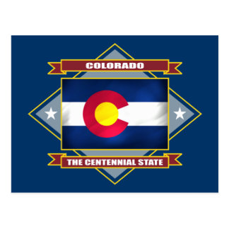 Diamante de Colorado Postal