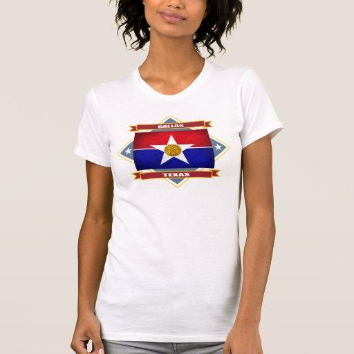 Diamante de Dallas Camisetas
