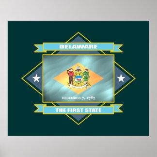 Diamante de Delaware Impresiones
