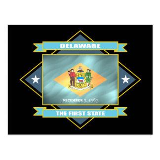 Diamante de Delaware Postal