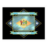 Diamante de Delaware Tarjetas Postales