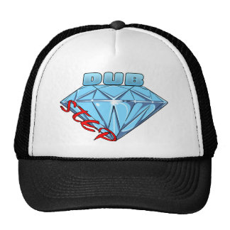 Diamante de Dubstep Gorros
