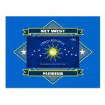 Diamante de Key West Tarjeta Postal