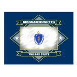 Diamante de Massachusetts Postal