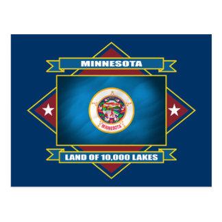 Diamante de Minnesota Tarjetas Postales