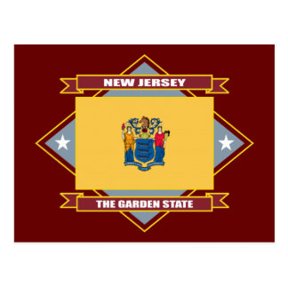 Diamante de New Jersey Postal