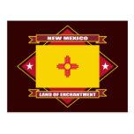 Diamante de New México Tarjeta Postal