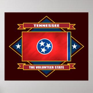 Diamante de Tennessee Posters