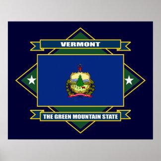 Diamante de Vermont Poster