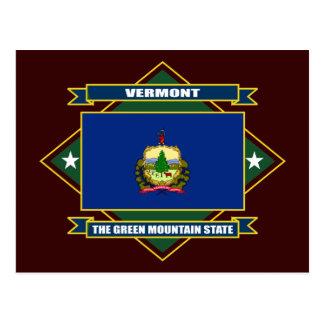 Diamante de Vermont Tarjetas Postales