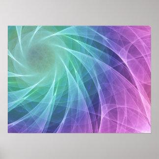 Diamante de Whirlpool colorido Impresiones