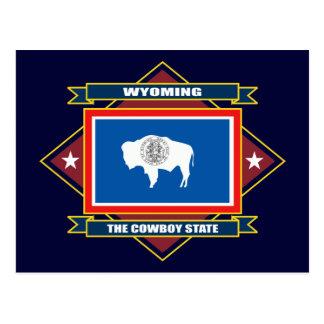 Diamante de Wyoming Postales