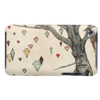 Diamante del árbol Case-Mate iPod touch fundas