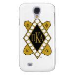 Diamante del oro de PKA Funda Para Galaxy S4