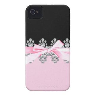 Diamante Delilah iPhone 4 Carcasa