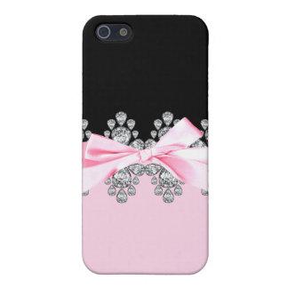 Diamante Delilah iPhone 5 Carcasas