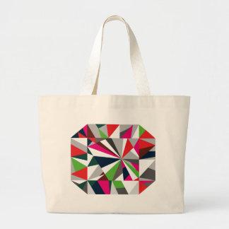 diamante feliz brillante bolsa de mano