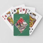 Diamante - forma del naipe de Las Vegas Barajas De Cartas
